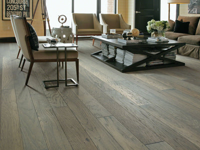 Room Image of Shaw Floors reflections-ash-hardwood  flooring in the color  available at Standard Paint and Flooring.