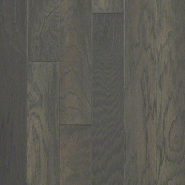 Product Sample of Shaw Floors Sequoia Hickory 5 Hardwood  flooring in the color Sable available at Standard Paint and Flooring.