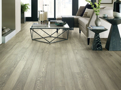 Room Image of Shaw Floors magnificent-sfn-hardwood  flooring in the color 7 available at Standard Paint and Flooring.
