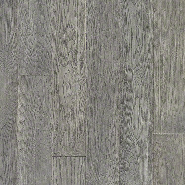 Product Sample of Shaw Floors Compile Hardwood  flooring in the color Slate available at Standard Paint and Flooring.