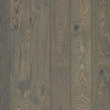 Product Sample of Shaw Floors Compile Hardwood  flooring in the color Sandstone available at Standard Paint and Flooring.