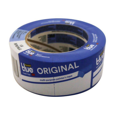 3M ScotchBlue Original Multi-Use Painter's Tape 2 inch wide by 60 feet long