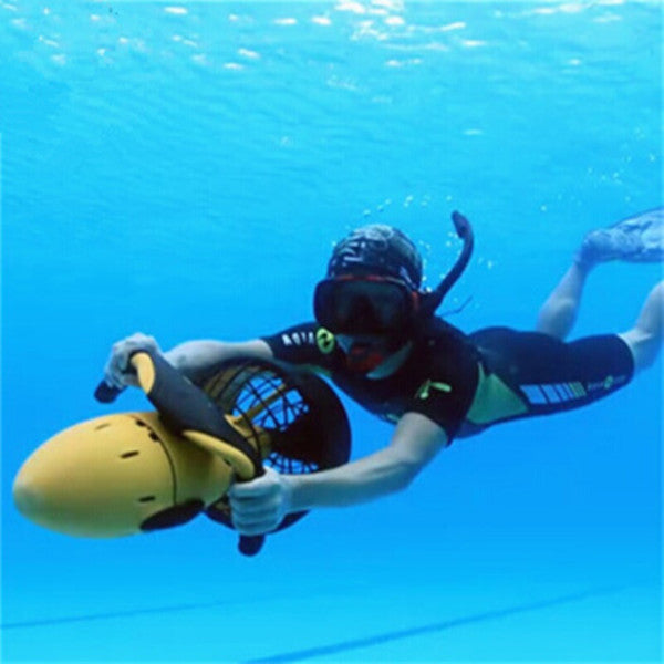 Underwater Propeller Water Scooter Swimming Diving Equipment Underwater Submersible
