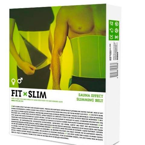 Gaine Amincissante Just Slim Belt Fitness Girls