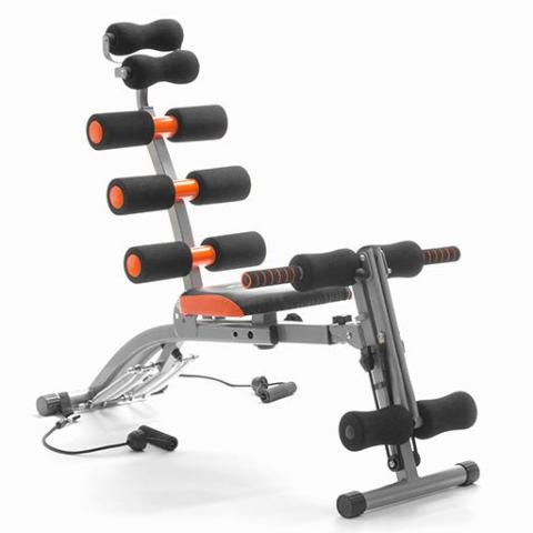 Banc de Musculation Fitness Girls 6 en 1 Intégral - HomeFit
