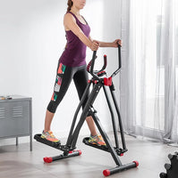 Air Walker de Fitness avec Guide d'Exercices InnovaGoods