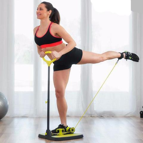 Plateforme pour Jambes et Fessiers Fitness Girls - HomeFit™ - HomeFit