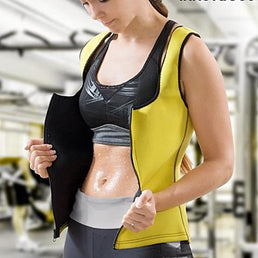 Gilet Sudation Minceur Effet Sauna - Fitness Girls | Home-Fit.fr