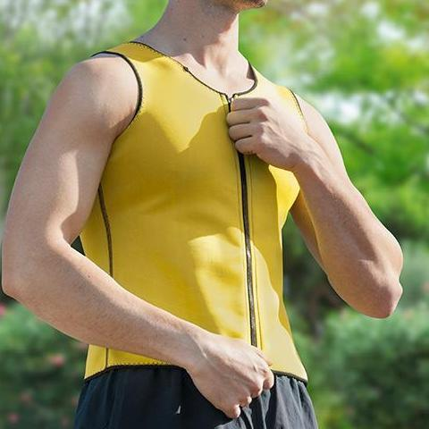 Gilet de Sudation Minceur Sport & Fitness | Home-Fit.fr