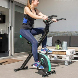 Vélo d'Appartement Pliable X-Bike Fitness Girls - HomeFit