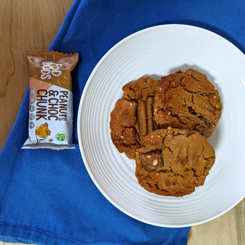 RECIPE: Peanut Butter Fodbod Cookies