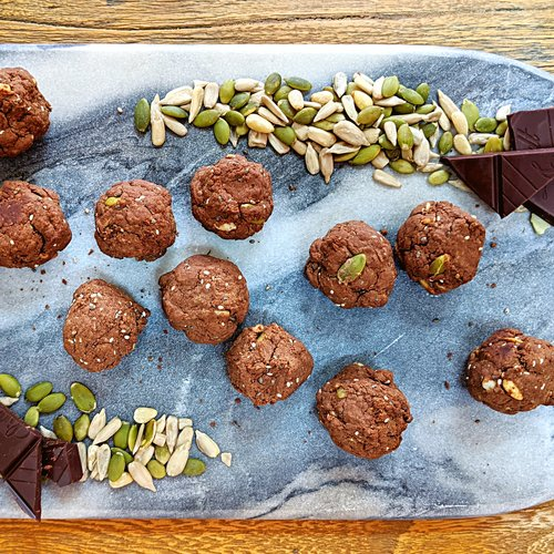 RECIPE: Allergy free protein bites