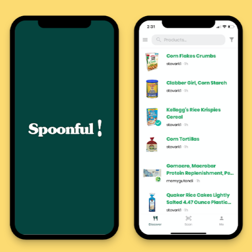 Spoonful - the new FODMAP app helping you shop