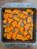 Roast pumpkin low fodmap salad recipe idea