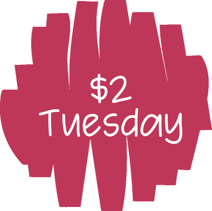 $2 Tuesday