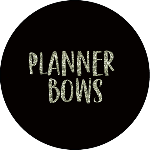 Planner Bows