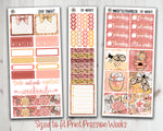 PP Weeks Bee Sweet Planner Stickers