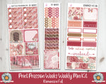 PP Weeks Romance in Fall Weekly Planner sticker kit