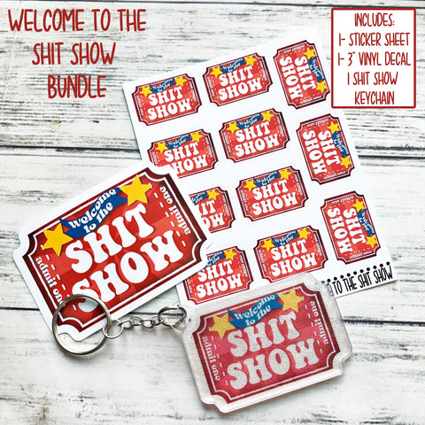 Welcome to the Shit Show Bundle