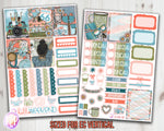 EC Road Trip Planner Sticker Weekly Kit