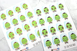Face Mask Stickers