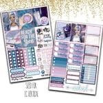 "1.5"" Standard Vertical  The Stars Aligned Weekly Planner Stickers"