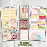 PP Weeks Country Girl Farmhouse Planner Stickers