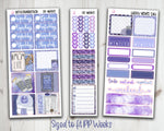 PP Weeks Happy Mom's Day Planner Stickers