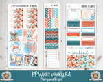 PP Weeks Merry and Bright Weekly Planner sticker kit