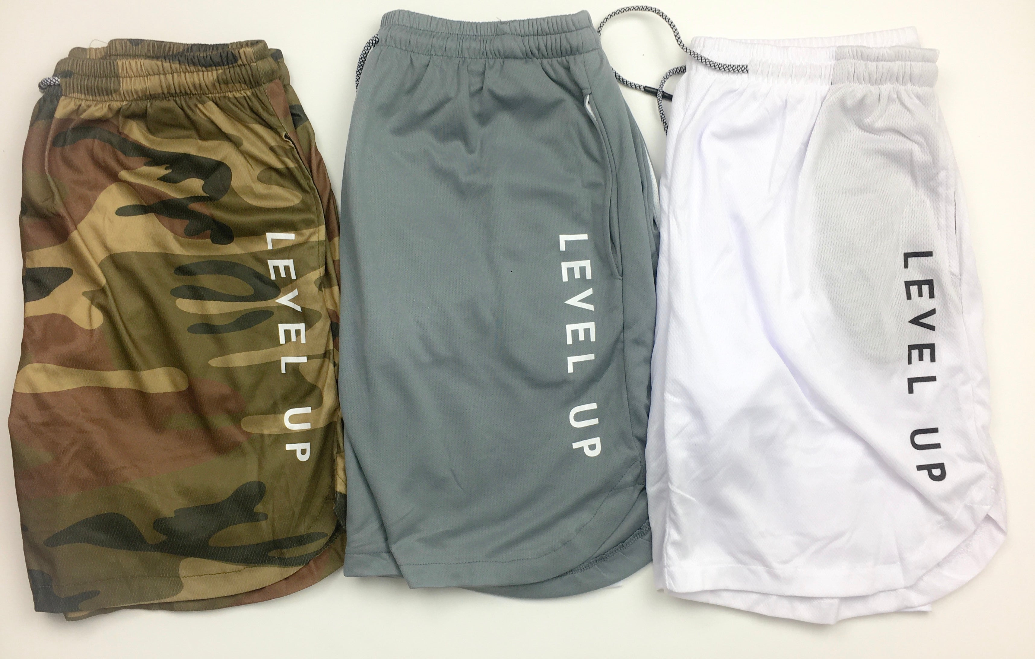 Level Up Cross Training Shorts