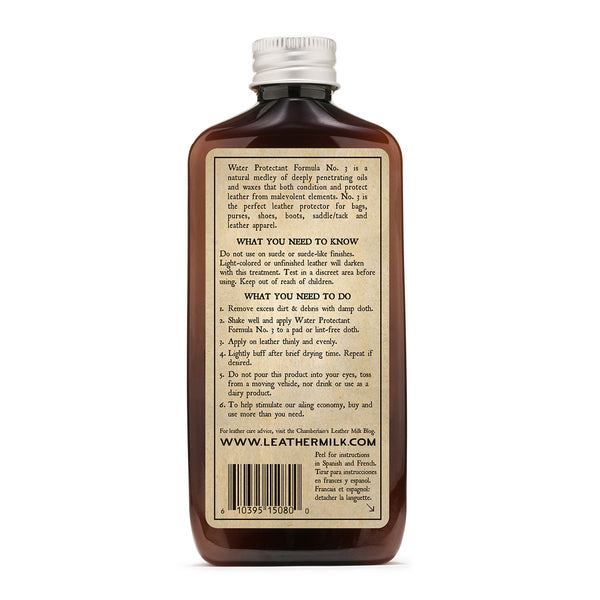 Chamberlain's Water Protectant Formula No.3 (6oz)