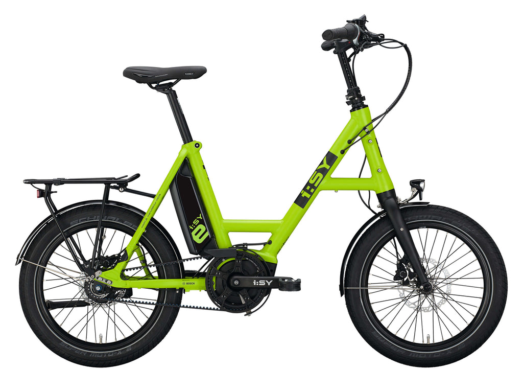 E-Bike i:SY DrivE S8 ZR, Mod. 2021, light green matt