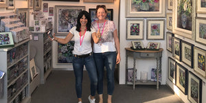 The Laura Wallace Collection was thrilled to be exhibiting at the 'RHS Chelsea Flower Show 2018