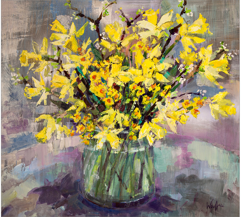 Marie Curie Daffodils