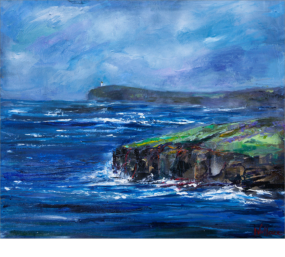 Orkney Seascape