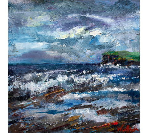Storm Brewing at Birsay
