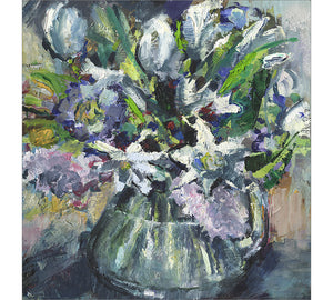 Study for Tulips and Lilac