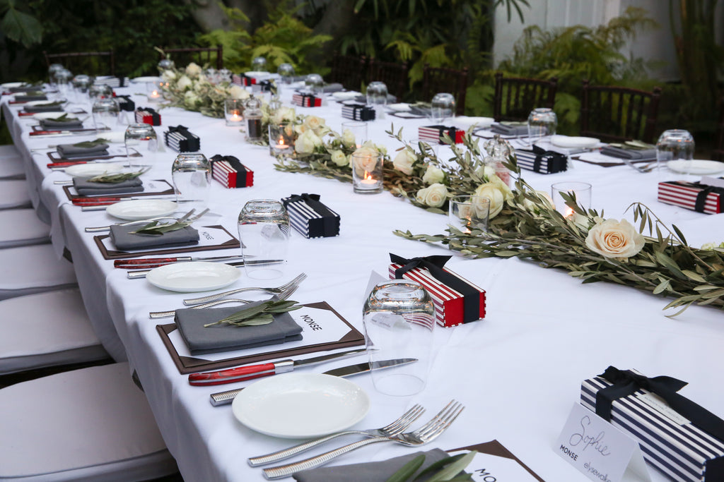 Monse x Elyse Walker Table Setting