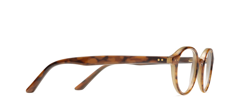 The Stranger Horn in crystal tortoise