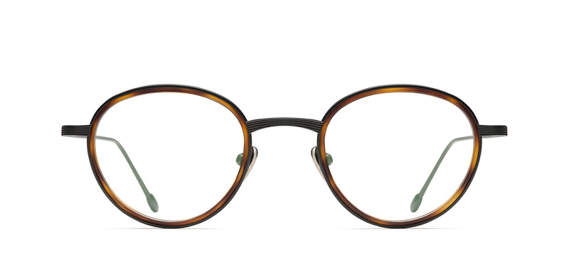 Ando with Inserts in black / matte tortoise
