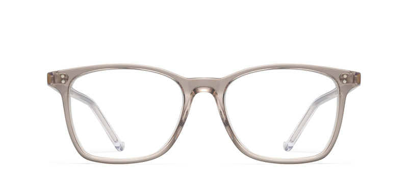 Brad in light brown / clear