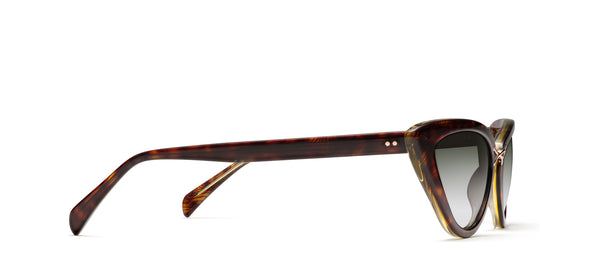 Twist VIII Sun in dark tortoise sun