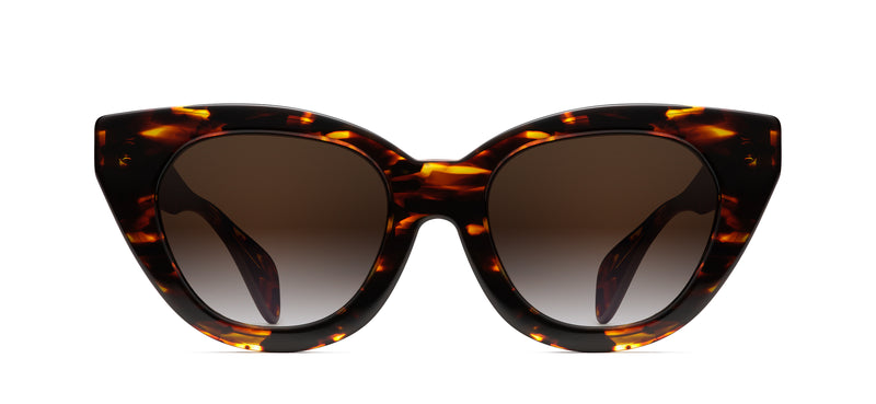 Holly in dark tortoise