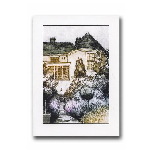 Garden, Gainsborough's House Greeting Card - James & May