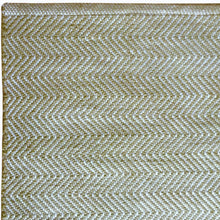 Load image into Gallery viewer, Herringbone Rug in Lichen - James & May