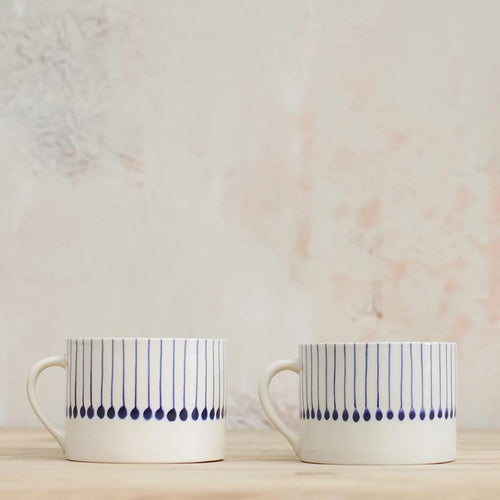 Iba Short Mugs - James & May