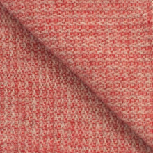 Load image into Gallery viewer, Illusion Wool Blanket in Crimson and Silver - James & May