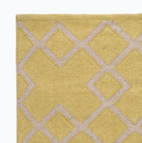 Juno Rug in Gooseberry - James & May