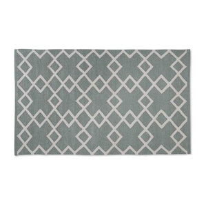 Juno Rug in Green Grey - James & May