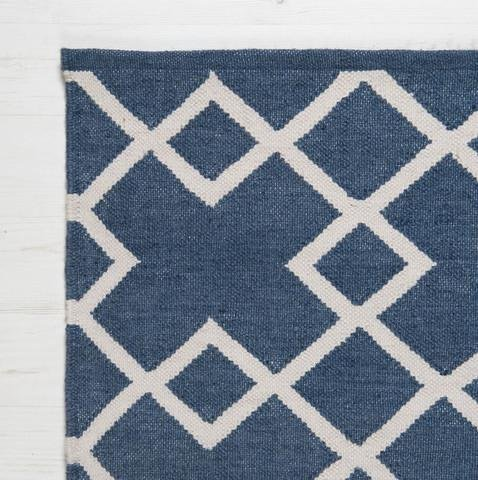 Juno Rug in Navy - James & May